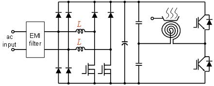 diagram of induction heater schematic diagram Water Heater Circuit Diagram vt feec projects handheld induction heater diagram of induction heater 17